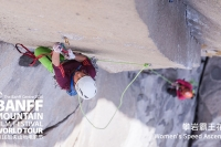 19.Women's Speed Ascent 攀岩霸王花
